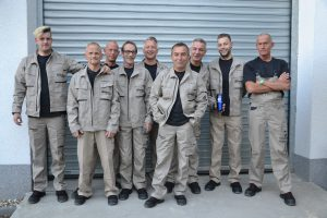 Das Rehwald und Thiel Team